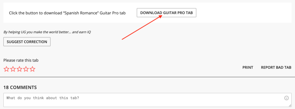 Guitar Pro download Ultimate Guitar